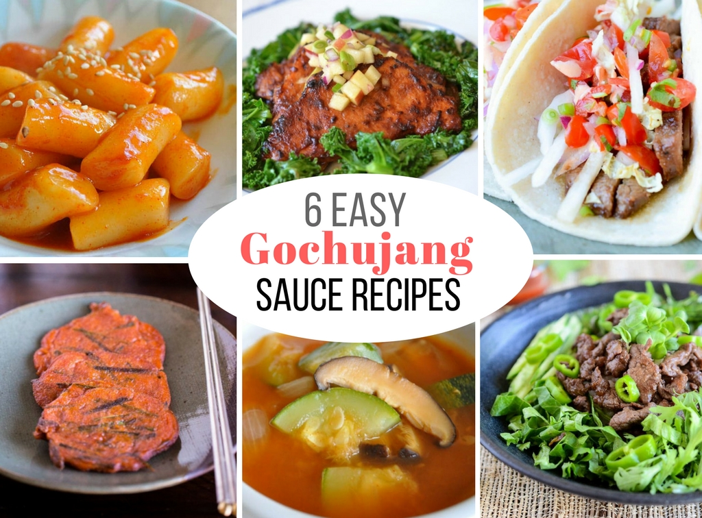 6 Easy Gochujang Sauce Recipes To Try Kimchimari
