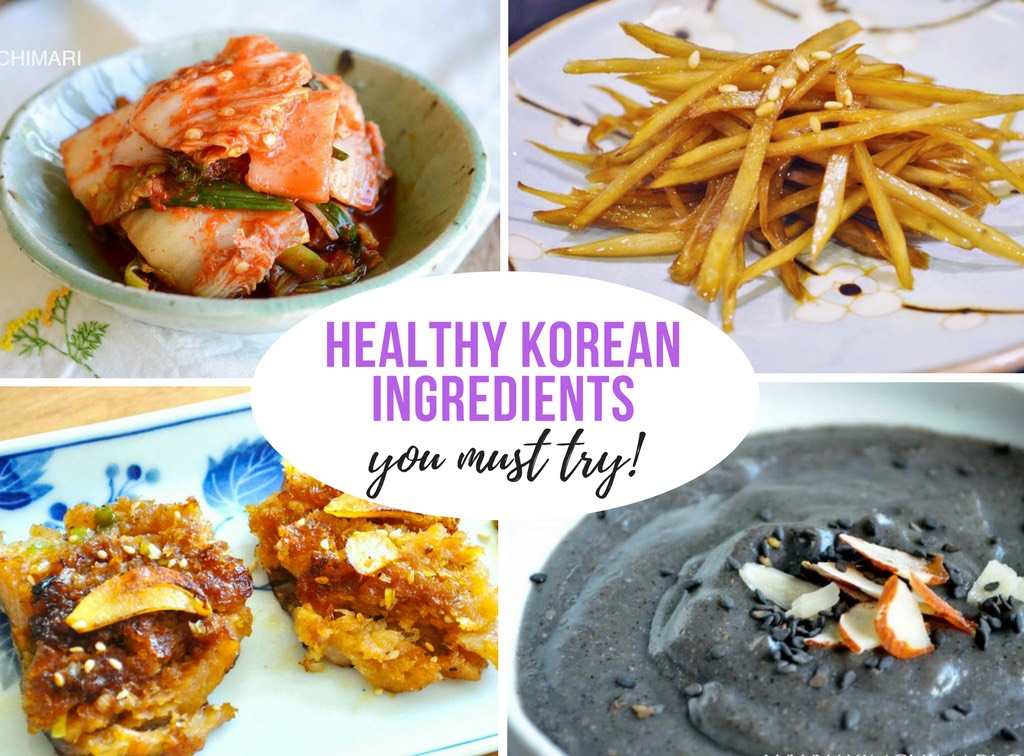 Healthy korean ingredients you must try kimchimari healthy korean ingredients in easy recipes forumfinder Choice Image