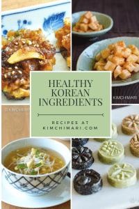 Healthy Korean Ingredients You Must Try