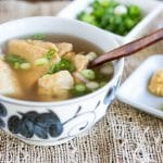 Odeng Soup - Korean Fish Cake soup