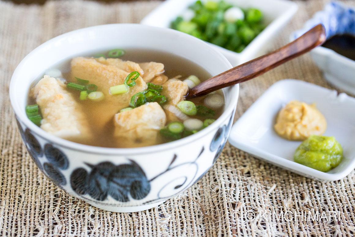Fish Cake Soup Odeng Aka Eomuk Guk Kimchimari Mothers Corn Enjoy Fishing Twin Bowl Korean