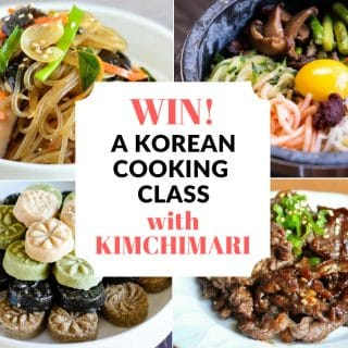 Korean Cooking Class for AACI Fundraiser