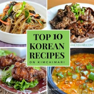Top 10 Korean Recipes that You Have to Try