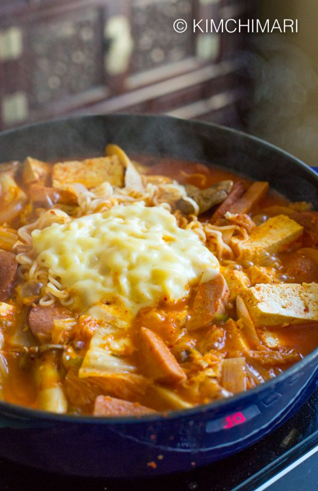 Korean Army Stew