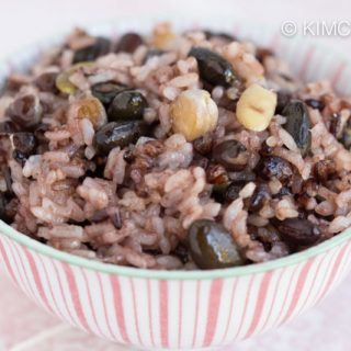 Multigrain Rice Instant Pot Recipe (Japgokbap)