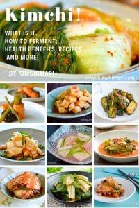 Kimchi Guide Basics Pin