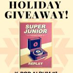 Super Junior 8th Album cover for Giveaway Kimchimari