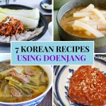 Recipes Using Doenjang