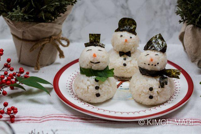 Rice Balls (Jumeokbap)