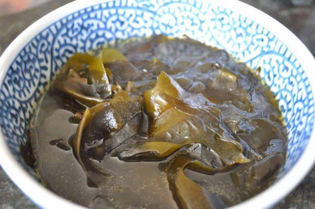 Seaweed Soup (Miyeok Gook)