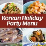 korean holiday party
