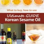 sesame oil pin